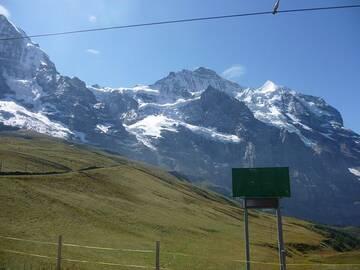 Wir fahren zum Jungfraujoch