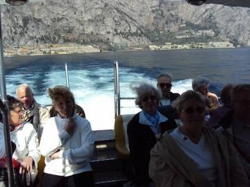 Schifffahrt auf dem Gardasee