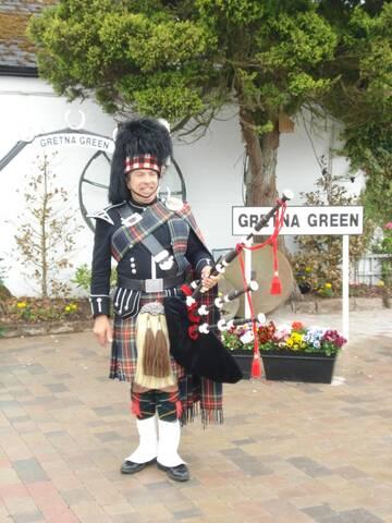 Hochzeitsparadies Gretna Green