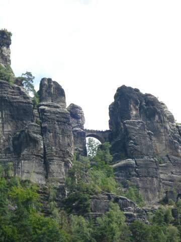 Herrliche Aussichten - die Sächsische Schweiz!