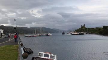 Kleiner Hafen von Kyleakin