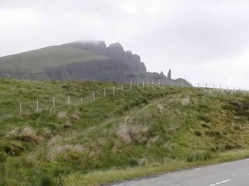 Halbinsel Trotternish mit dem Old Man of Storr